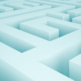 Maze Background Stock Photos