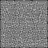 Maze background Stock Image