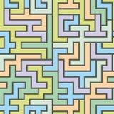 Maze background Stock Photos
