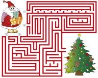 Maze royalty free stock image
