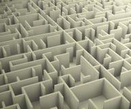 The maze Stock Photos