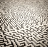 Maze Stock Photography