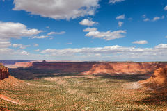 Maze District of Canyonlands National Park, Utah Royalty Free Stock Image