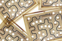 Maze Game Stock Image
