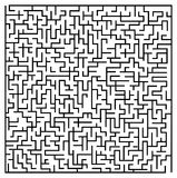 The maze / labyrinth Stock Photos
