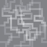 Maze Line Seamless Pattern Background Stock Images