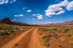 Maze Overlook Arkivfoto