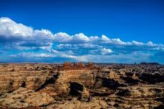 Maze Overlook Fotografering för Bildbyråer