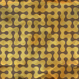 Maze. Seamless pattern. Royalty Free Stock Photos