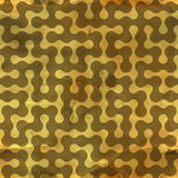 Maze. Seamless pattern. Royalty Free Stock Photography