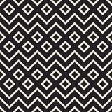 Maze Tangled Lines Contemporary Graphic Abstract geometrisch Ontwerp als achtergrond Vector naadloos patroon Royalty-vrije Stock Afbeelding