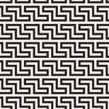 Maze Tangled Lines Contemporary Graphic Conception géométrique abstraite de fond Dirigez la configuration sans joint Image libre de droits