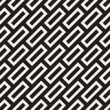 Maze Tangled Lines Contemporary Graphic Conception géométrique abstraite de fond Dirigez la configuration sans joint Photo stock