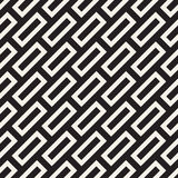 Maze Tangled Lines Contemporary Graphic Diseño geométrico abstracto del fondo Vector el modelo inconsútil Foto de archivo