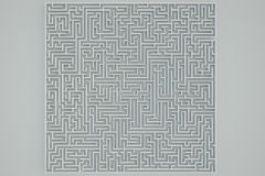 Maze. Stock Photography