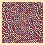 Maze. Vector Illustration Of Labyrinth Stock Photos