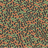 Maze. Vector Illustration Of Labyrinth Royalty Free Stock Photo