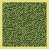 Maze. Vector Illustration Of Labyrinth Royalty Free Stock Photos