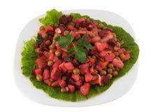 Mazedonischer Salat stockfotos