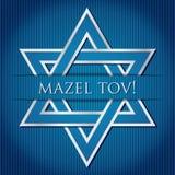 Mazel Tov Arkivbilder