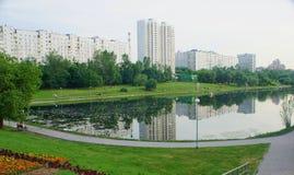 Mazilovsky pond Stock Images