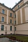 Mazury Ostroda no Polônia fotos de stock royalty free