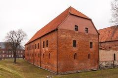 Mazury Ostroda no Polônia Imagem de Stock Royalty Free