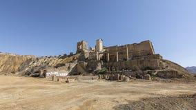 Mazzaron-Bergwerk Spanien Stockfotos