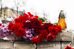 Mazzi dei fiori Fotografie Stock