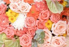 Mazzi del fiore, mazzo di fiori Fotografia Stock