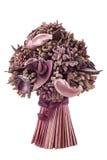 Mazzo asciutto del fiore fotografie stock