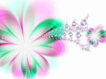 Mazzo dei fiori illustrazione di stock