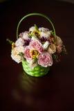 Mazzo dei fiori Immagine Stock