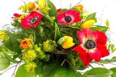 Mazzo dei fiori della sorgente Fotografie Stock Libere da Diritti