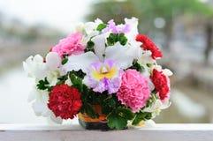Mazzo dei fiori luminosi Fotografia Stock