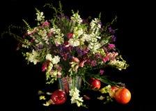 Mazzo dei fiori selvaggi Fotografie Stock