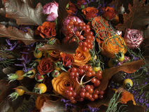 Mazzo dei fiori variopinti Immagine Stock Libera da Diritti