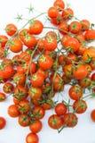 Mazzo dei pomodori Fotografie Stock Libere da Diritti