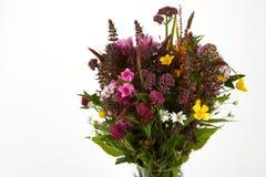 Mazzo del fiore Fotografie Stock