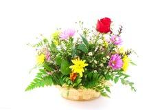 Mazzo del fiore Immagini Stock Libere da Diritti