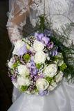 Mazzo del fiore Fotografia Stock