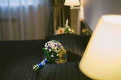 Mazzo del fiore Immagini Stock