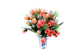 Mazzo del fiore della Rosa Fotografia Stock