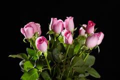 Mazzo del fiore delle rose Fotografia Stock