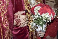 Mazzo del fiore di bellezza fotografia stock