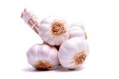 Mazzo dell'aglio. Fotografie Stock Libere da Diritti