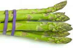 Mazzo dell'asparago Fotografia Stock Libera da Diritti