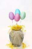 Mazzo dell'uovo Fotografia Stock