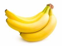 Mazzo della banana fotografie stock libere da diritti