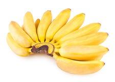 Mazzo della banana fotografie stock